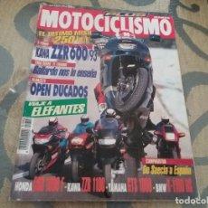 Coches y Motocicletas: ANTIGUA REVISTA AÑO 1993 N° 1306 DE MOTOCICLISMO MOTOS. Lote 105330735