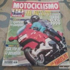 Coches y Motocicletas: ANTIGUA REVISTA AÑO 1992 N° 1281 DE MOTOCICLISMO MOTOS GP SUDAFRICA. Lote 105332211