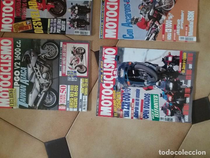 Coches y Motocicletas: Lote 9 Antiguas revistas año 1993/91/92 N° 1312 1301 1327 de MOTOCICLISMO motos revista antigua - Foto 5 - 105336535