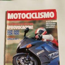 Coches y Motocicletas: REVISTA MOTOCICLISMO NÚMERO 1150. Lote 105871743