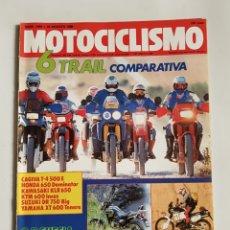 Coches y Motocicletas: REVISTA MOTOCICLISMO NÚMERO 1069. Lote 105871812