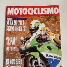 Coches y Motocicletas: REVISTA MOTOCICLISMO NÚMERO 1215. Lote 105871976