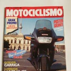 Coches y Motocicletas: REVISTA MOTOCICLISMO NÚMERO 1172. Lote 105871999