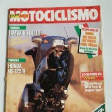 Coches y Motocicletas: REVISTA MOTOCICLISMO NÚMERO 1010. Lote 105872342