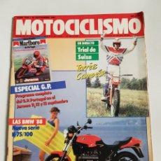 Coches y Motocicletas: REVISTA MOTOCICLISMO NÚMERO 1020. Lote 105872394