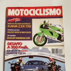 Coches y Motocicletas: REVISTA MOTOCICLISMO NÚMERO 1078. Lote 105872415