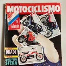 Coches y Motocicletas: REVISTA MOTOCICLISMO NÚMERO 1219. Lote 105872642