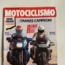 Coches y Motocicletas: REVISTA MOTOCICLISMO NÚMERO 1175. Lote 105872836