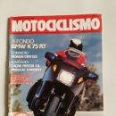 Coches y Motocicletas: REVISTA MOTOCICLISMO NÚMERO 1156. Lote 105872876