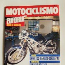 Coches y Motocicletas: REVISTA MOTOCICLISMO NÚMERO 1211. Lote 105872906