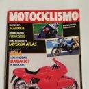 Coches y Motocicletas: REVISTA MOTOCICLISMO NÚMERO 1072. Lote 105913963