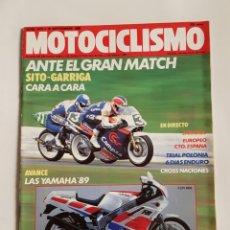 Coches y Motocicletas: REVISTA MOTOCICLISMO NÚMERO 1073. Lote 105914176