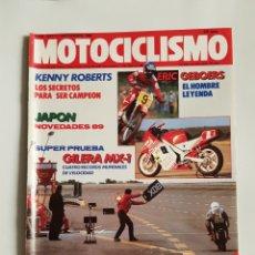 Coches y Motocicletas: REVISTA MOTOCICLISMO NÚMERO 1071. Lote 105914654