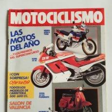 Carros e motociclos: REVISTA MOTOCICLISMO NÚMERO 1091. Lote 105915556
