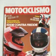 Coches y Motocicletas: REVISTA MOTOCICLISMO NÚMERO 1084. Lote 105915932