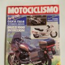 Coches y Motocicletas: REVISTA MOTOCICLISMO NÚMERO 1083. Lote 105915986