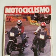 Coches y Motocicletas: REVISTA MOTOCICLISMO NÚMERO 1062. Lote 105917727