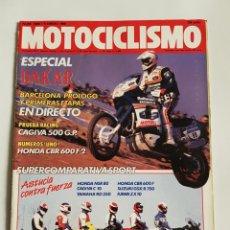Coches y Motocicletas: REVISTA MOTOCICLISMO NÚMERO 1089. Lote 105917990