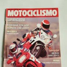 Coches y Motocicletas: REVISTA MOTOCICLISMO NÚMERO 1097. Lote 105918392