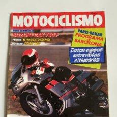 Coches y Motocicletas: REVISTA MOTOCICLISMO NÚMERO 1087. Lote 105919046