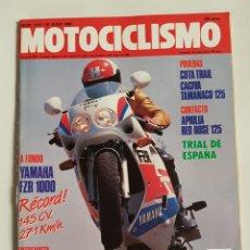Coches y Motocicletas: REVISTA MOTOCICLISMO NÚMERO 1117. Lote 105963296