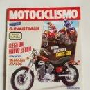 Coches y Motocicletas: REVISTA MOTOCICLISMO NÚMERO 1103. Lote 105963554
