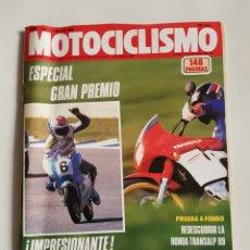 Coches y Motocicletas: REVISTA MOTOCICLISMO NÚMERO 1106. Lote 105963622