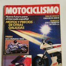 Coches y Motocicletas: REVISTA MOTOCICLISMO NÚMERO 1079. Lote 105964123
