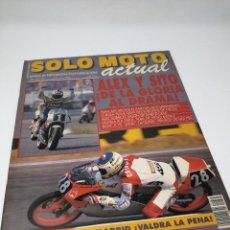 Coches y Motocicletas: SOLO MOTO ACTUAL 682 JUNIO 1989. ALEX Y SITO. Lote 106601875