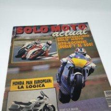 Coches y Motocicletas: SOLO MOTO ACTUAL 699 SEPTIEMBRE 1989. KOCINSKI SITO. Lote 106602655
