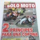 Coches y Motocicletas: REVISTA SOLO MOTO Nº 1561 - 09/05/2006. Lote 106983279