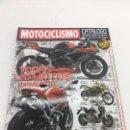 Coches y Motocicletas: REVISTA MOTOCICLISMO Nº 27 CATALOGO 2008. Lote 106983955