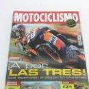 Coches y Motocicletas: REVISTA MOTOCICLISMO Nº 1999 - JUNIO 2006. Lote 106984491