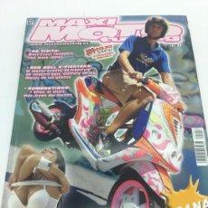 Coches y Motocicletas: REVISTA MAXI MOTO TUNNIG Nº 57. Lote 106985511