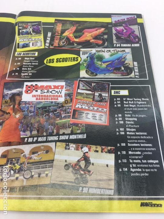 Coches y Motocicletas: REVISTA MAXI MOTO TUNNIG Nº 57 - Foto 3 - 106985511