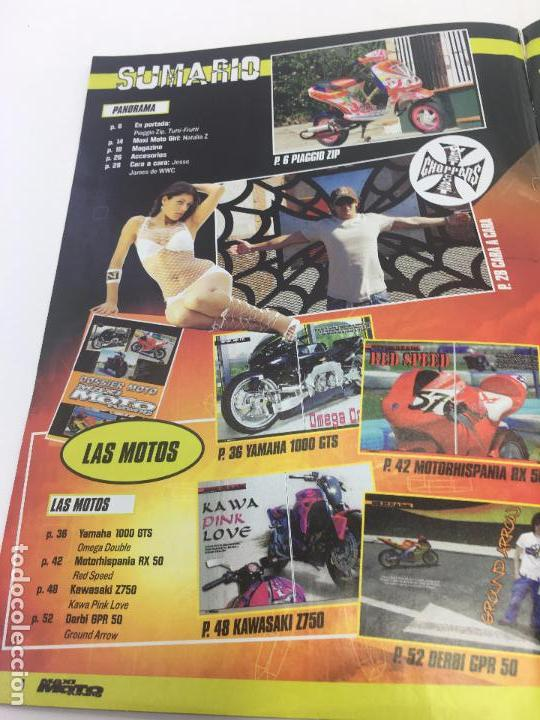 Coches y Motocicletas: REVISTA MAXI MOTO TUNNIG Nº 57 - Foto 4 - 106985511