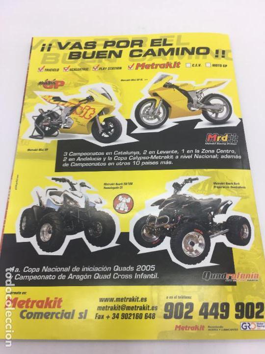 Coches y Motocicletas: REVISTA MAXI MOTO TUNNIG Nº 57 - Foto 5 - 106985511