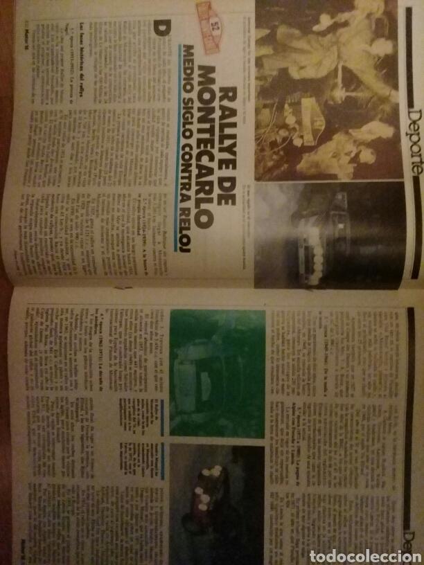 Coches y Motocicletas: Motor 16 Número 13 21 Enero 1984 Especial Rally Montecarlo - Foto 3 - 107606387