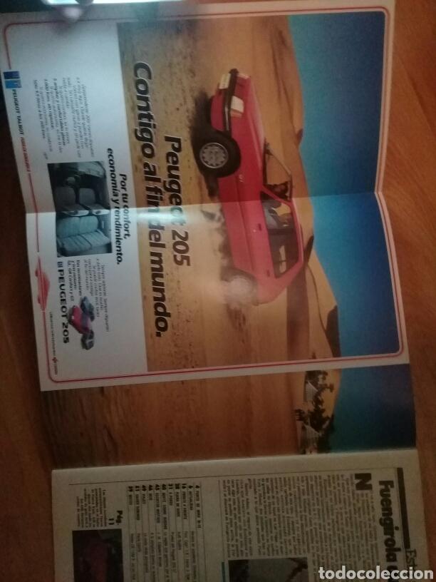 Coches y Motocicletas: Motor 16 11 de Febrero 1984 Número 16 - Foto 3 - 107606628