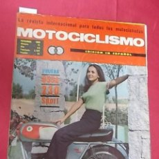 Coches y Motocicletas: REVISTA MOTOCICLISMO. Nº 11. NOVIEMBRE 1968. PRUEBA OSSA 230 SPORT. Lote 107695347