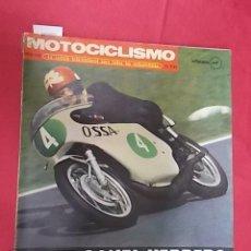 Coches y Motocicletas: REVISTA MOTOCICLISMO. JULIO 1970. EXTRA SANTI HERRERO. NIETO MAS TRIUNFOS PARA ESPAÑA.. Lote 107695695