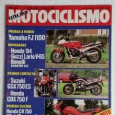 Coches y Motocicletas: REVISTA MOTOCICLISMO Nº 859. AÑO 1984. 7 DE JULIO. EXTRA JULIO. CCAVENDE. Lote 102981087