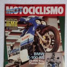 Coches y Motocicletas: REVISTA MOTOCICLISMO Nº 872. AÑO 1984. 6 DE OCTUBRE. EXTRA OCTUBRE. CCAVENDE. Lote 102981255