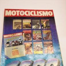 Coches y Motocicletas: MOTOCICLISMO NÚMERO 1000. Lote 109183723
