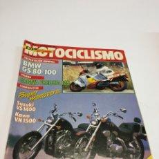 Coches y Motocicletas: MOTOCICLISMO NÚMERO 1019. Lote 109187375