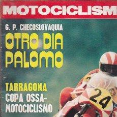 Coches y Motocicletas: REVISTA MOTOCICLISMO Nº 474 . Lote 109269395