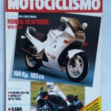 Coches y Motocicletas: REVISTA MOTOCICLISMO Nº 921. AÑO 1985. 28 DE SEPTIEMBRE. CCAVENDE.. Lote 102758315