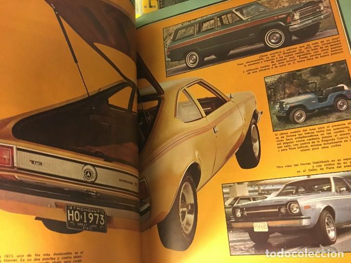Coches y Motocicletas: REF-LAU REVISTA COCHE COCHES VELOCIDAD 1973 Nº 598 ANGEL NIETO ENTREGA TROFEOS 1972 - Foto 2 - 111285419