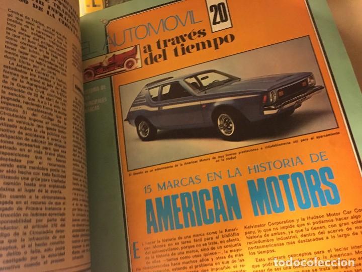 Coches y Motocicletas: REF-LAU REVISTA COCHE COCHES VELOCIDAD 1973 Nº 598 ANGEL NIETO ENTREGA TROFEOS 1972 - Foto 3 - 111285419