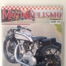Coches y Motocicletas: MOTOCICLISMO CLÁSICO 76 - NORTON CS1. Lote 111302218